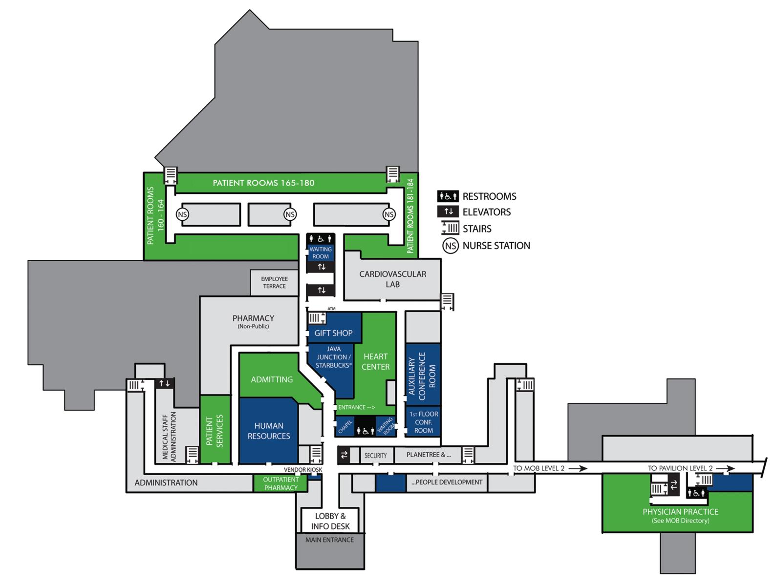 Maury Regional Medical Center First