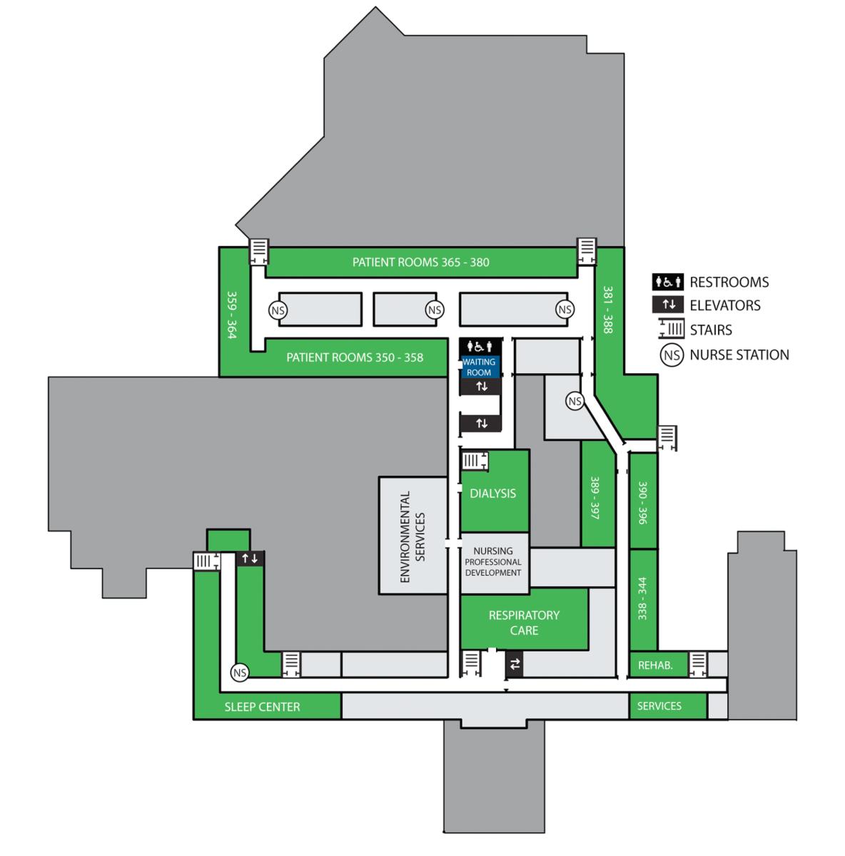 Maury Regional Medical Center Third